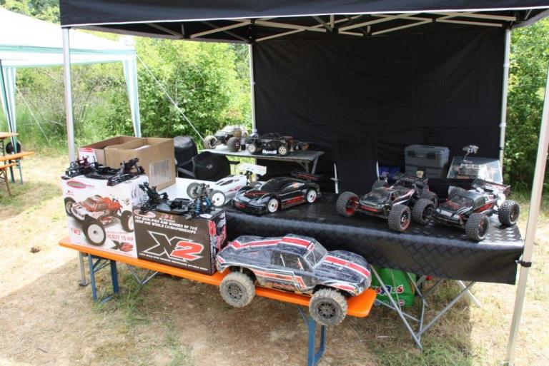Der IN-Racing Stand